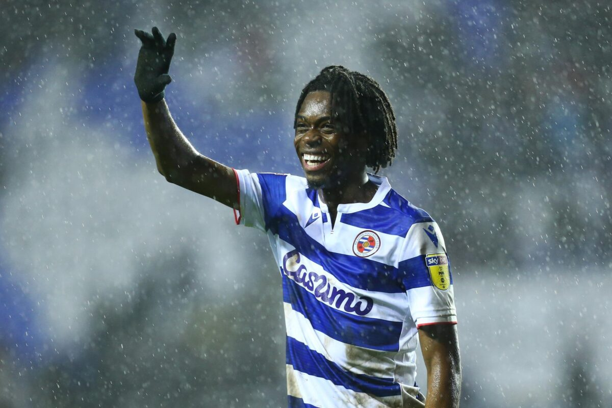 Further funds for Liverpool as Ovie Ejaria completes permanent move to Reading