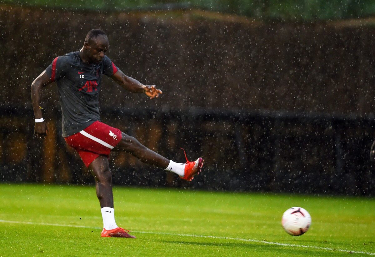 In Photos Liverpool Ease To Routine Pre Season Victory Over Stuttgart In Austria Liverpool Fc News
