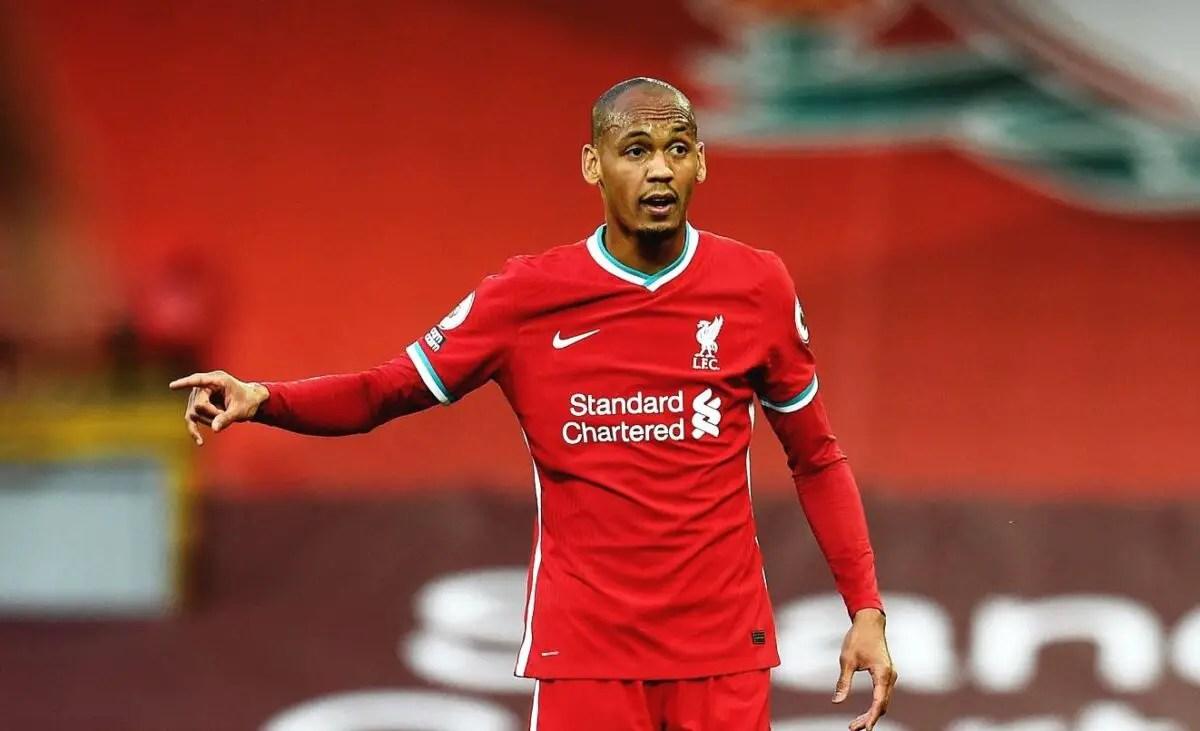 Confirmed Liverpool team vs Chelsea – Fabinho returns, Thiago on the bench
