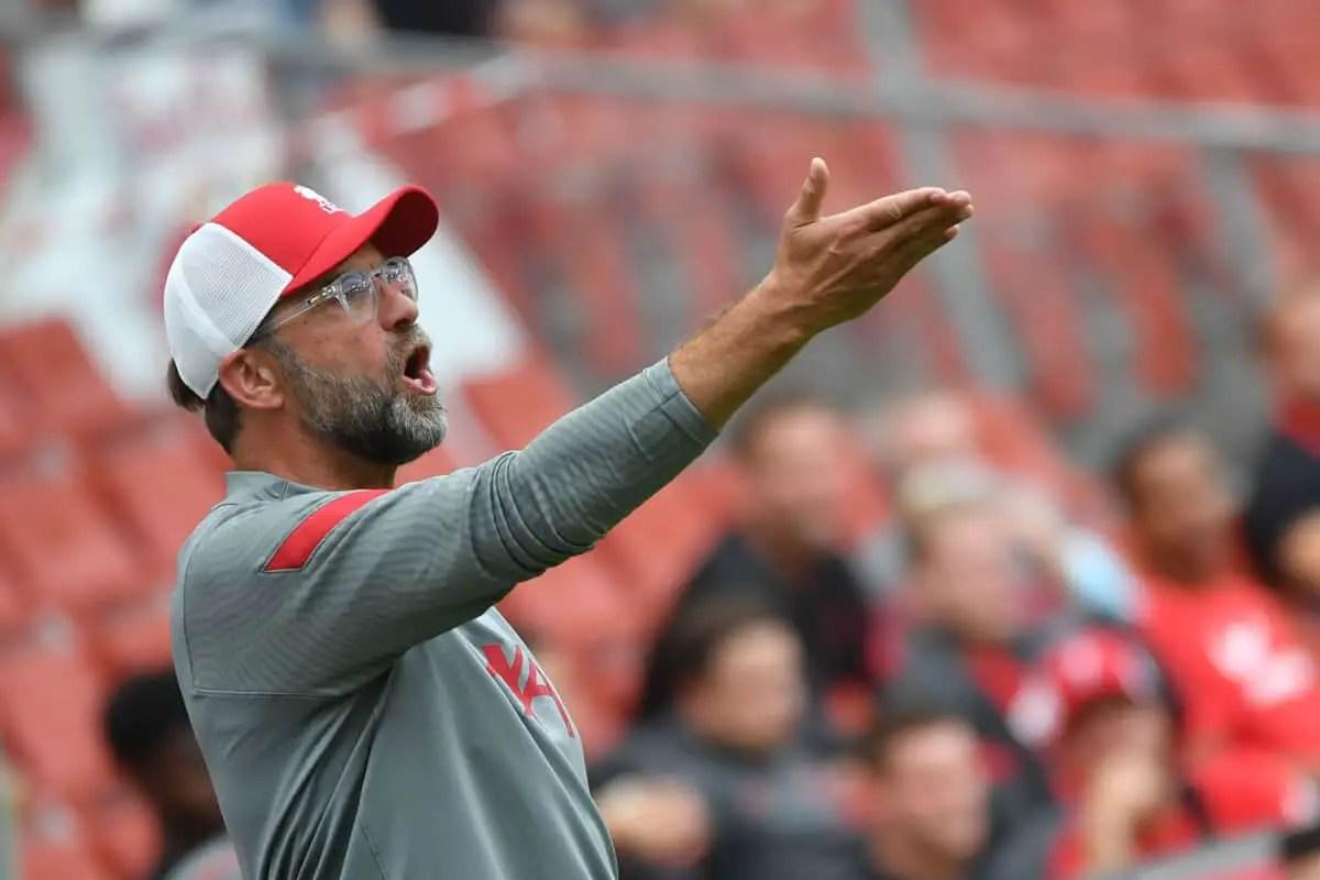 Jurgen Klopp battling transfer uncertainty ahead of Liverpool's title defence