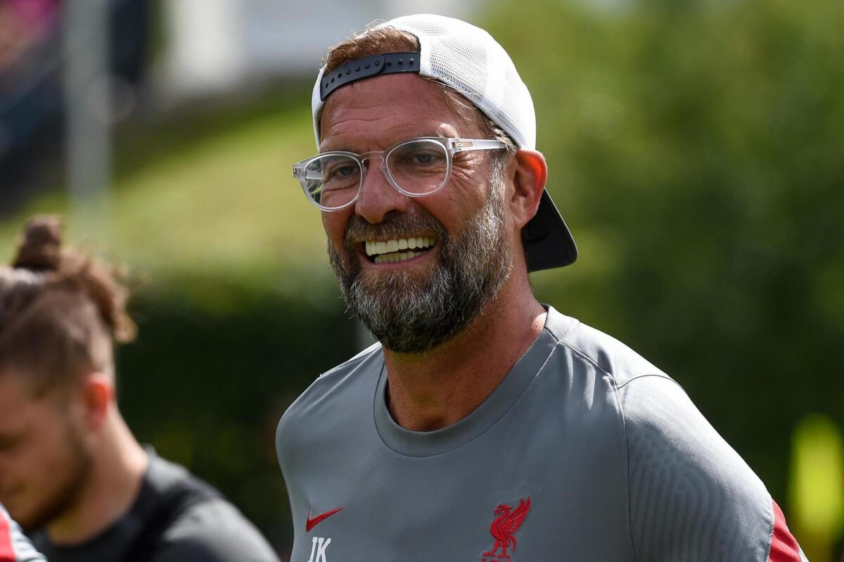 """Jurgen Klopp content with Liverpool's transfer plans with eye on """"developing"""" youngsters"""