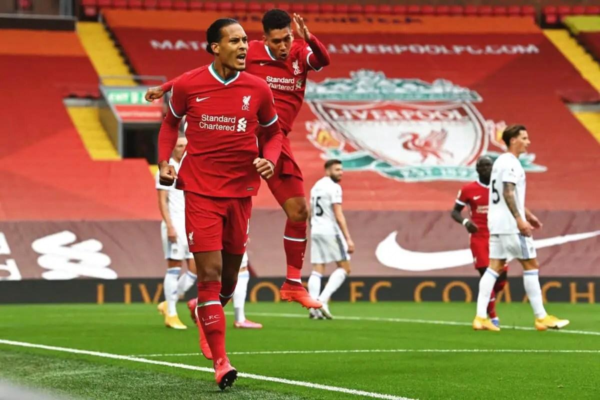 Liverpool 4-3 Leeds – As it happened & reaction