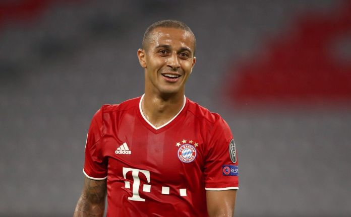 Thiago - Bayern Munich / Liverpool