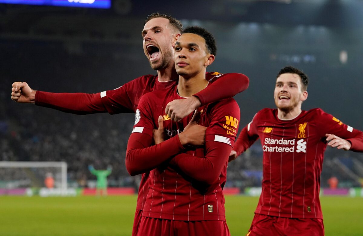 Trent Alexander-Arnold earns double nomination as four Liverpool players up for PFA awards
