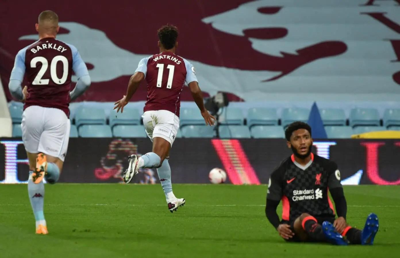 Aston Villa 7-2 Liverpool – As it happened & reaction