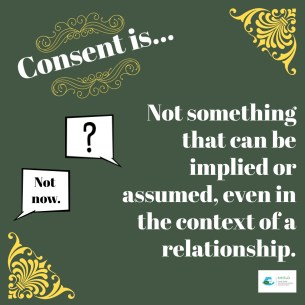 Consent is (3)