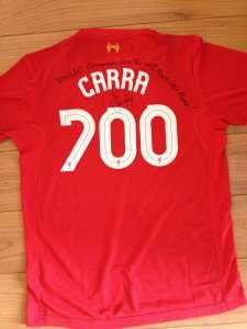 700 shirt back