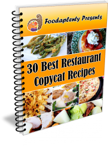 copycat restaurant recipes