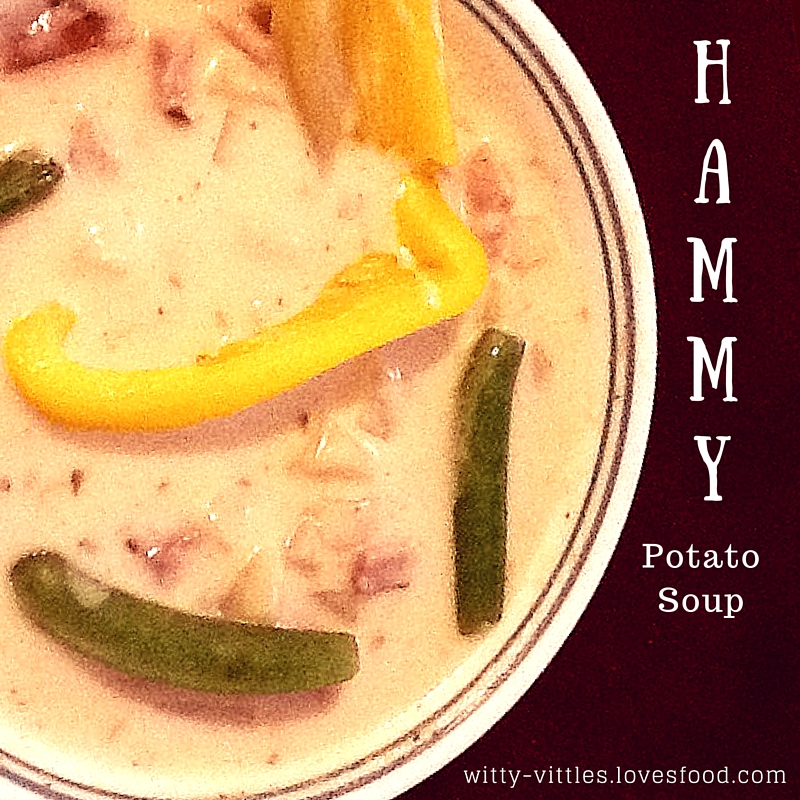 hammy potato soup