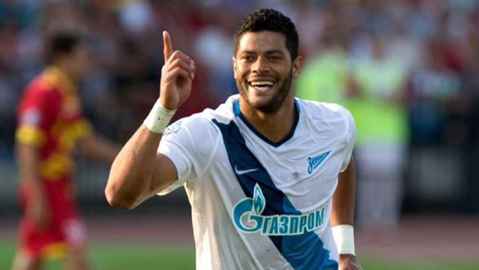 Vitória fatura milhões com transferência de Hulk para futebol chinês