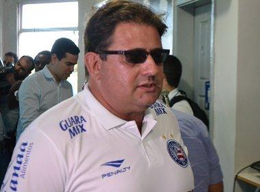 Apresentado oficialmente no Bahia, Guto Ferreira diz: 'Responsabilidade imensa'