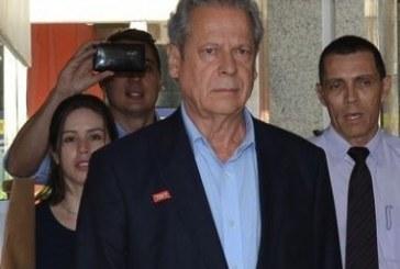 STJ rejeita pedido de habeas corpus do ex-ministro José Dirceu