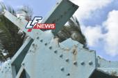 Obras de Mario Cravo Jr. espalhadas pela Orla da capital baiana estão degradadas e são alvo de vandalismo