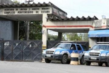 Detentos fogem do Presídio Lemos Brito