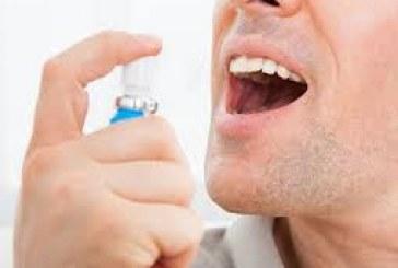 Spray de Viagra aposenta o comprimido azul?