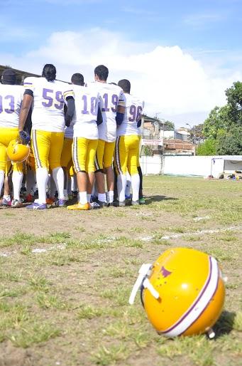 Futebol Americano acontece em Lauro de Freitas neste sábado
