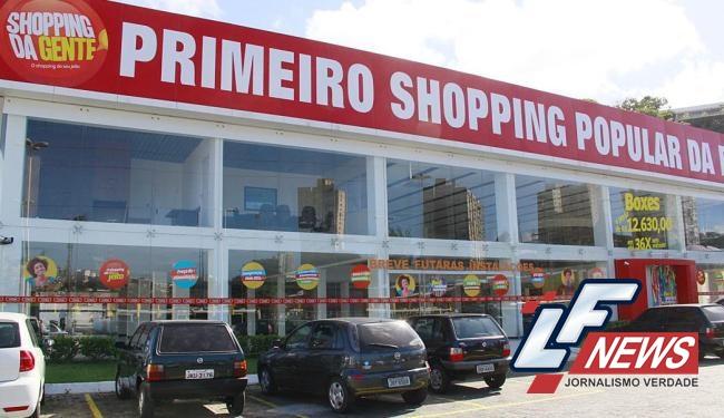 Novo shopping em Salvador vai gerar 800 empregos