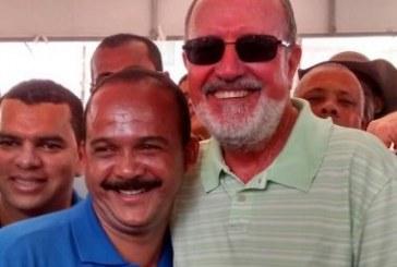 Camaçari: Elinaldo encabeça chapa com Tude na vice; lançamento será nesta terça