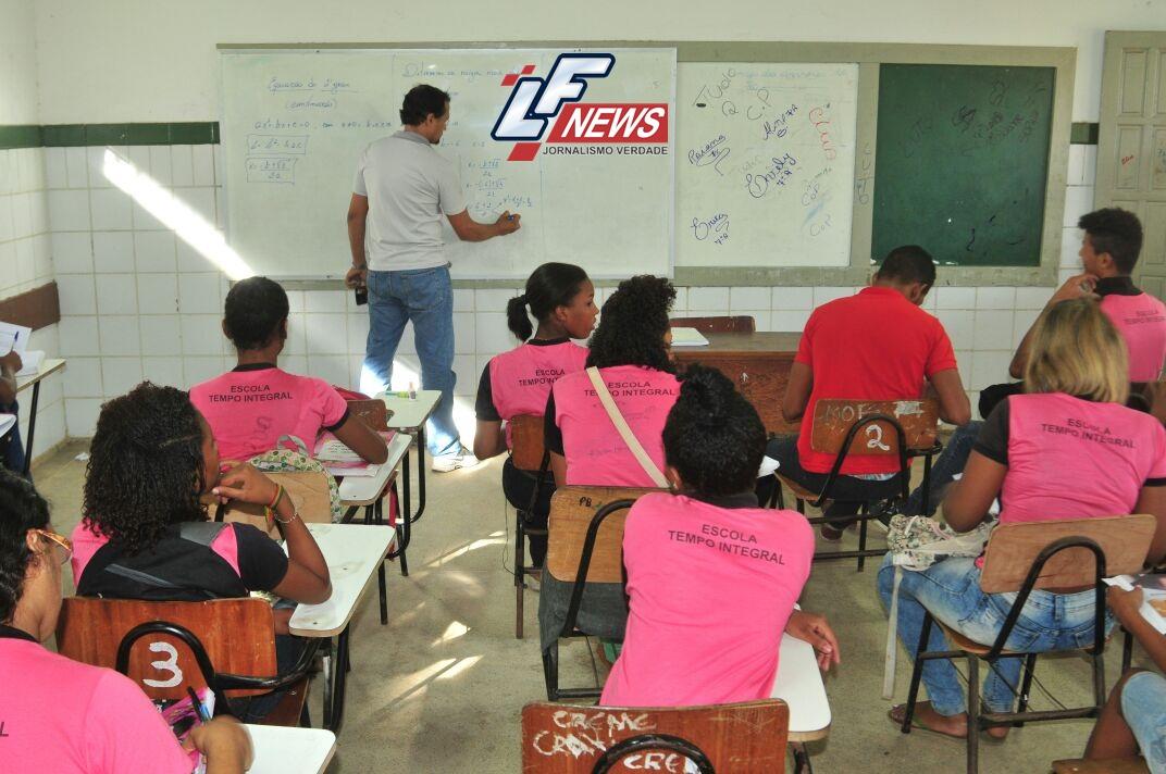 Lauro de Freitas: cidade onde o professor tem vez
