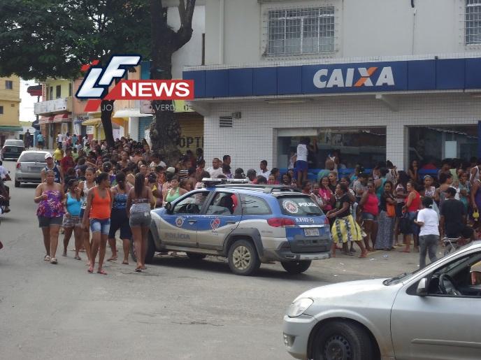 A Caixa não se esforçou e o dinheiro do servidor de Lauro de Freitas não entrará neste sábado