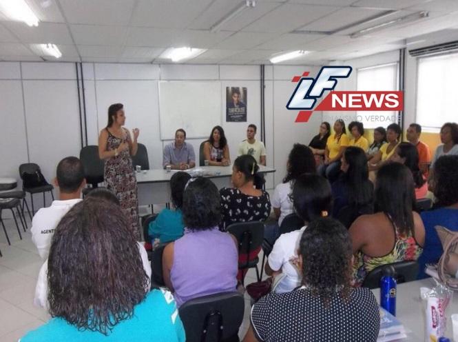 Prefeitura de Lauro de Freitas promove encerramento de capacitação de novos agentes comunitários de saúde