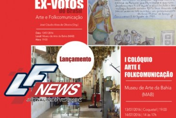 Secretaria apoia livro sobre ex-votos do Brasil