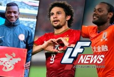 Repleto de jogadores brasileiros, campeonato chinês não atrai canais esportivos
