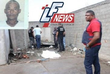 Pedreiro morre após ser esmagado por laje de uma construção