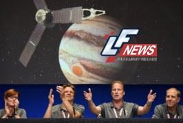 Após 5 anos de viagem pelo espaço, sonda da Nasa chega a Júpiter