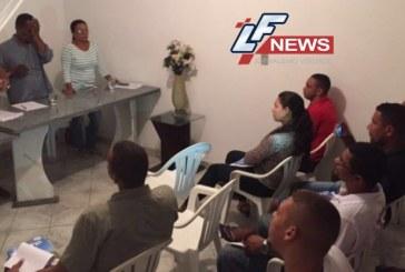 PR de Lauro de Freitas reúne-se com pré-candidatos