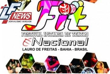 Espetáculos de teatro de vários estados do Brasil serão apresentados no FIT Bahia