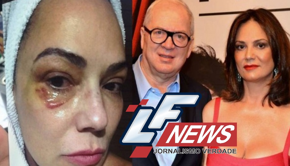 Em depoimento, Lírio Parisotto negou ter agredido Luiza Brunet