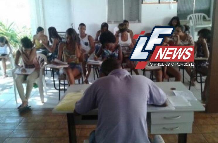Secretaria da Juventude e do Trabalho (Sejut) de Lauro de Freitas promove curso de qualificação no bairro de Portão