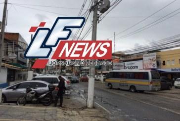 Settop de Lauro de Freitas Informa: obras criam retenções no trânsito do Centro