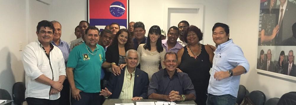 Ex-prefeito confirma candidatura a vereador