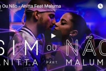 Anitta lança novo clipe – e pede visualizações; Assista