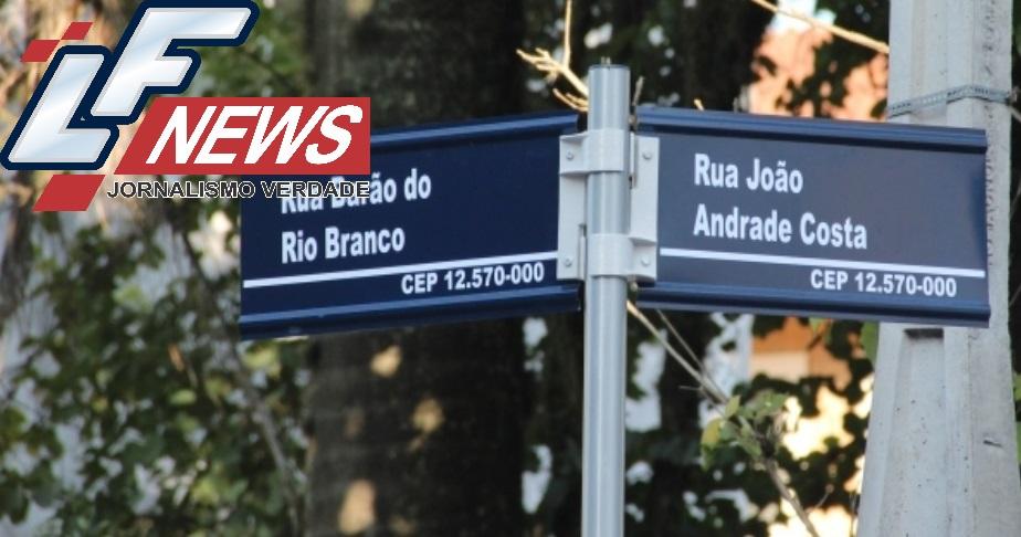 Lauro de Freitas passa a contar com novas placas de logradouros