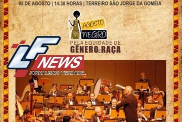 Prefeitura de Lauro de Freitas leva pela primeira vez apresentação da Orquestra Sinfônica da Bahia