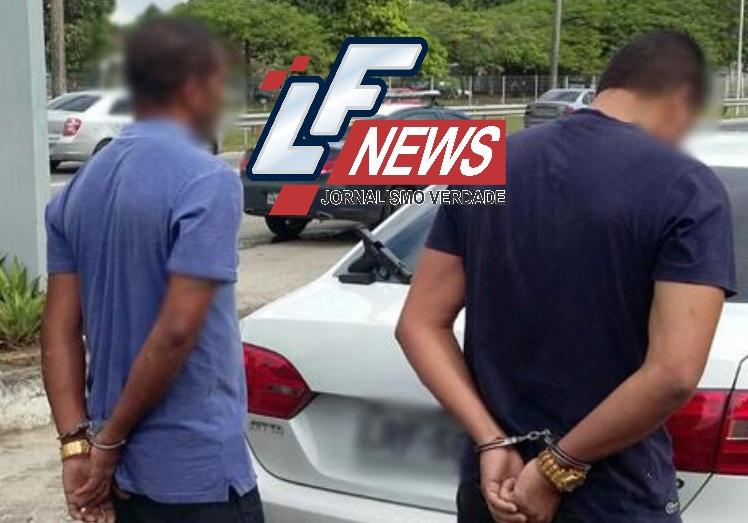 Candidato a vereador é preso roubando
