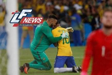 Brasil vence Alemanha e faz história na conquista do primeiro ouro olímpico do futebol