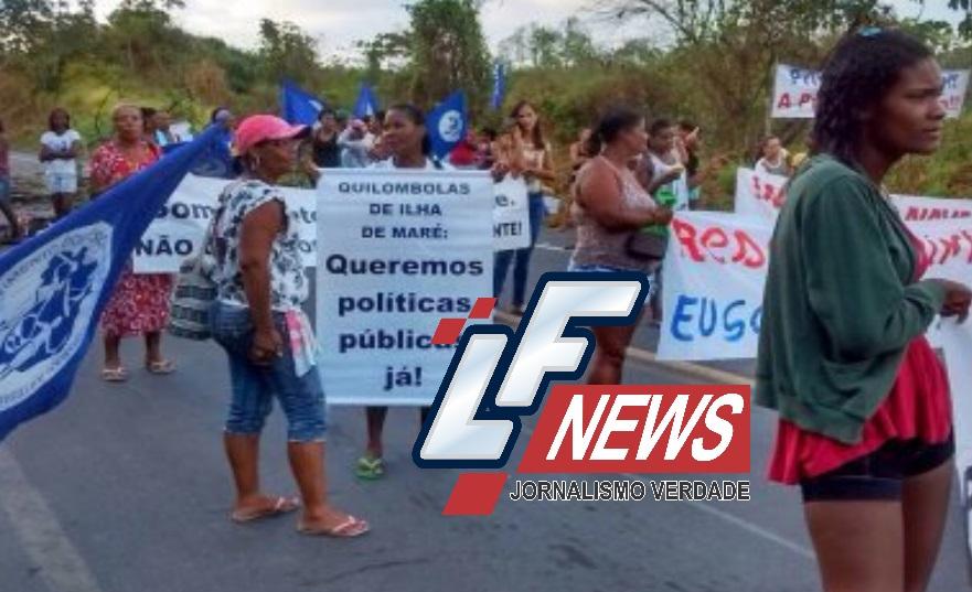 Comunidade quilombola vira obstáculo para porto da Braskem na Bahia