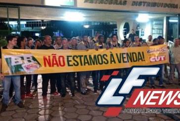 Greve na BR Distribuidora na Bahia e todo Brasil