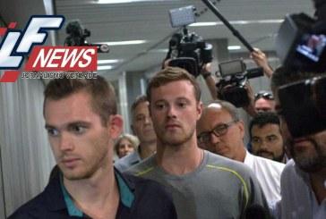 Nadador Ryan Lochte muda versão na tv americana sobre assalto e diz que inconsistências vieram de 'estresse'