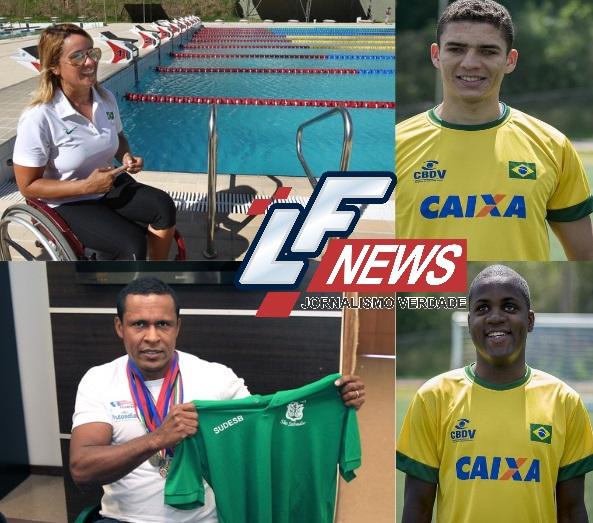 Paralimpíadas abrem novas esperanças de medalhas para a Bahia