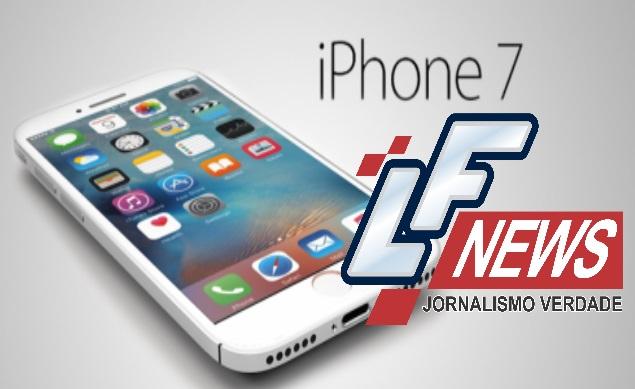 iPhone 7 será lançado em 7 de setembro