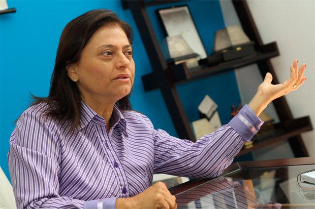 PCdoB oficializa candidatura de Alice Portugal à prefeitura de Salvador