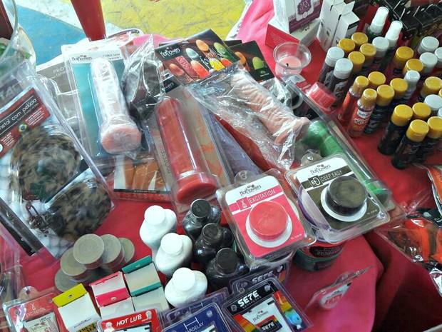 Absurdo: Brechó em escola vende produtos eróticos