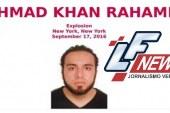 Polícia divulga foto de suspeito de ataque em NY