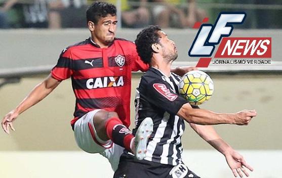 Vitória perde para Atlético-MG por 2 a 1