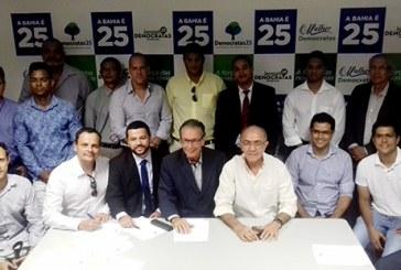 Profissionais liberais confirmam apoio à candidatura de Alexandre Aleluia